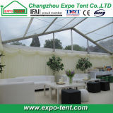 Grand Luxury Clear Roof Party Wedding Tent pour Evenings