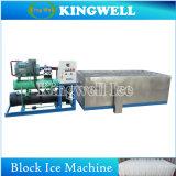 3 toneladas utilizados Bloquear a máquina de gelo/bloco de gelo tornando Planta da Máquina