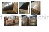 TV de plasma de alta calidad de los casos de vuelo de encofrados de madera contrachapada de construcción