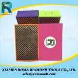 Romatools에서 다이아몬드 손 패드를 위한 다이아몬드 닦는 패드