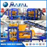 China máquinas de blocos de concreto e máquina para fabricação de tijolos para venda