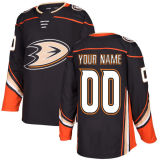 Anaheim Patos Cam Fowler Jacob Larsson Hampus Lindholm Hockey camisolas