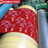 Ral Farbe passte vorgestrichenen Galvansied Stahlring für Contruction Material an
