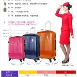 Bagagli variopinti di affari dei bagagli di corsa del sacchetto dei bagagli del PC dei bagagli del carrello