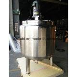 Misturador de agitador líquido industrial de aço inoxidável 2000 litros