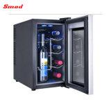 8 Flaschen-Rotwein-Verkaufsmöbel mit Kompressor
