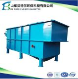Máquina de filtração de águas residuais para a remoção de sólidos em suspensão e o óleo