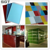 Glass6mm laccato indurito decorativo per Household&Office