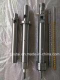 Einzelne Einspritzung-Schraube und Zylinder für Spritzen-Maschine