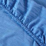 Pedra de franja Poms POM lavadas e plano de microfibras carpete sheet definido