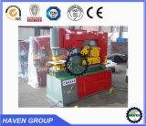 Machine de travailleur dans l'industrie sidérurgique, serrurier en acier