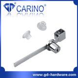 (168) Il cassetto in lega di zinco dell'apprettatrice della serratura del cassetto dei contanti chiude la serratura a chiave del cassetto dello scrittorio