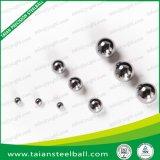 S202 Bolas de tiro de aço inoxidável para preparação de superfície Ss0.3mm Ss0.4mm