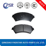 Almofada de freio chinesa do carro de Passanger das peças de automóvel do fabricante