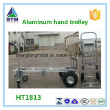 Trole Foldable leve da bagagem do metal (HT1426)