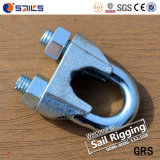 Струбцина веревочки провода безопасности DIN741 Galv дешевая