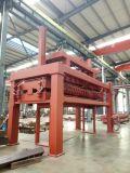 De Machine van het Blok van de autoclaaf AAC/de Concrete Machine van het Blok van de Baksteen