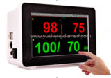 Ce Certified High Qualified 7 Inch Medical Diagnostic Patient Monitor