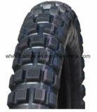 Motorrad zerteilt Motorrad-Reifen des Gut-6 Fotorezeptor-4.00-12