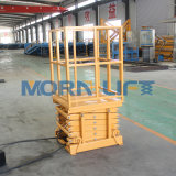 Levage stationnaire hydraulique de plate-forme de vente chaude