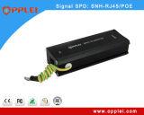 Protector de oleada de la red de los datos SPD de RJ45 1000Mbps