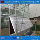 De Keda Gemaakte Moderne Serre van het Glas van het Ontwerp voor het Plukken Tuin