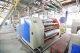 caja de cartón de papel cartón ondulado que hace la máquina de fabricación