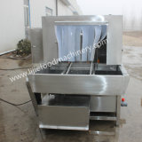 De Wasmachine van het Plastic Krat van de Dozen van de omloop/de Machine van de Wasmachine van de Pallet
