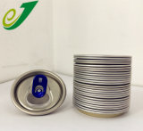 容易な開いたアルミ缶のふたの容易な皮ふた200 202