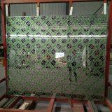 Home Decorative를 위한 3.8mm Green Art Glass