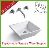 S1004-014 Upcの証明の浴室の陶磁器の洗面器