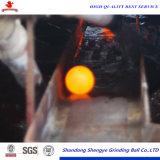 Schmiedeten neue Materialien B6 reibende Stahlkugel mit Qualität
