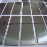 Suministro de manufacturar original de la placa de aleación de molibdeno de lantano