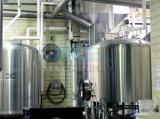Cónico de acero inoxidable tanques de fermentación de la planta de etanol (ACE-FJG-2Q8)