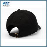Бейсбольная кепка хлопка 6 панелей с вышивкой 3D