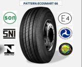 Tous les pneus radiaux en acier de camion et de bus avec le certificat 435/50r19.5 (ECOSMART 66) de CEE