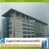 Edificios de oficinas galvanizados de la fábrica ligera de la estructura de acero