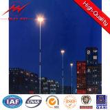 Métal Pôles pour qualité d'éclairage routier la meilleure