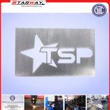 カスタムCNCフレームのふたのステンレス鋼のシート・メタルのLsaerの切断の製造