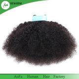 Unterer Preisindischer Afro-verworrene lockige Einfassung Hair