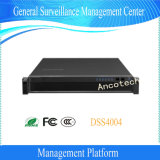 Dahua Sicherheit CCTV-allgemeine Überwachung-Management-Mitte (DSS4004)