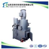 O incinerador de resíduos sólidos para a gestão de resíduos