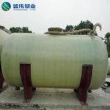 GRP FRPのガラス繊維の貯蔵タンク