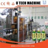 Machine à étiquettes de PVC de chemise automatique de rétrécissement avec le tunnel de chauffage