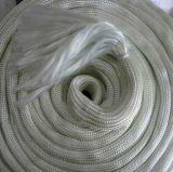 Corda di rivestimento isolante della fibra di vetro per isolamento termico
