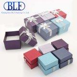 Cadre de empaquetage de carton de cadeau noir de papier (BLF-PB046)