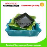 3 pratos cerâmicos seguros do cozimento da máquina de lavar louça do forno do PCS mini para a venda