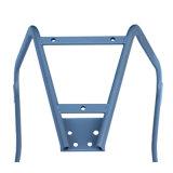 C104에 의하여 주문을 받아서 만들어지는 은 색칠 앙티크 의자 프레임