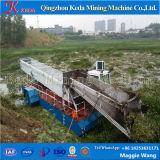 Nuevo diseño y máquina segador automática completa del jacinto de la máquina segador/de agua de Weed del río