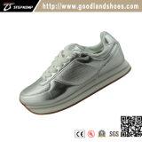 Новая мода повседневная обувь с PU кожа для леди